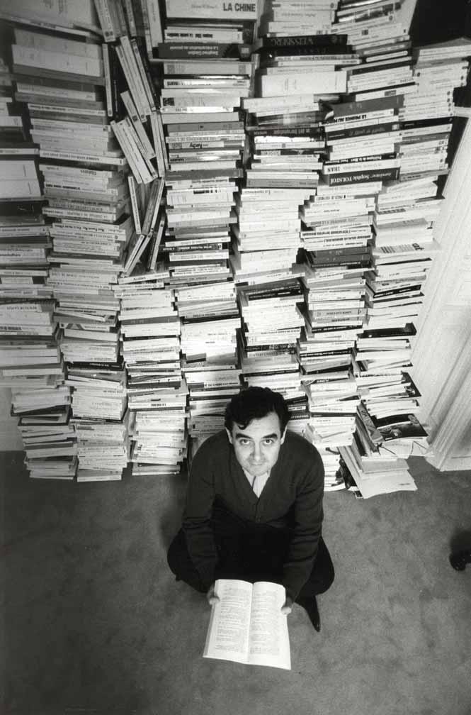 bernard pivot dans son bureau circa 1981 photographs of celebrities. Black Bedroom Furniture Sets. Home Design Ideas