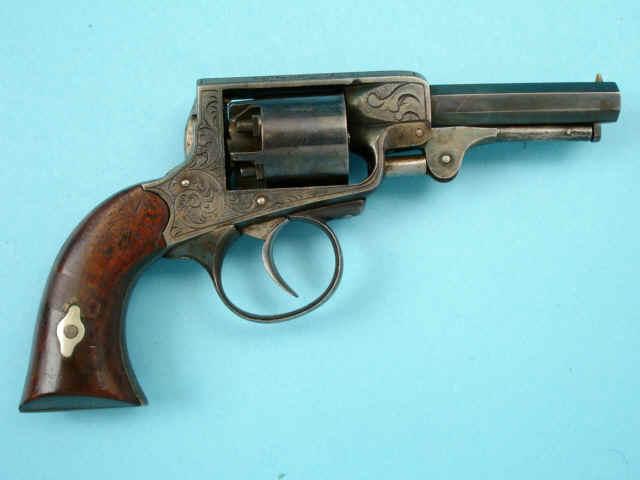 Hopkins amp allen ixl double action percussion pocket model revolver