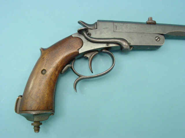 Priced in Auctions : German Single-Shot Breechloading Tip-Up