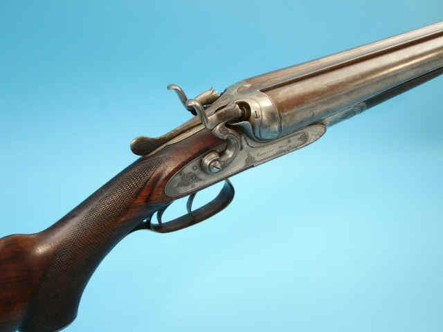 Charles Daly Hammer Double Barrel 10 Gauge Shotgun