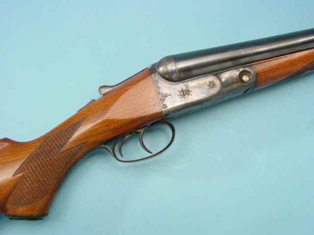 Parker ph grade double barrel hammerless 10 gauge shotgun c 1927