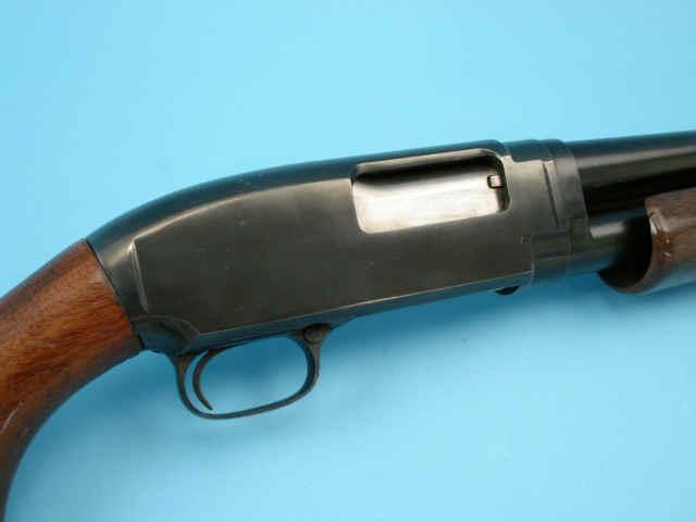 Model 12 Slide Action Riot Shotgun - HLEBOOKS com