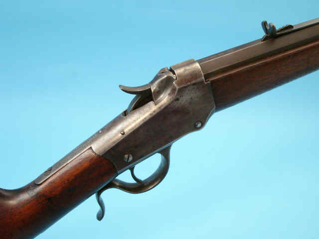 *Winchester Model 1885 Low Wall Single-Shot Sporting Rifle