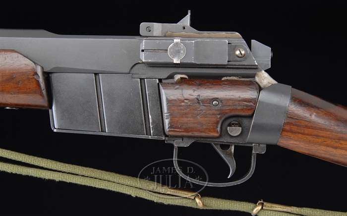 Priced In Auctions Experimental British Bolt Action