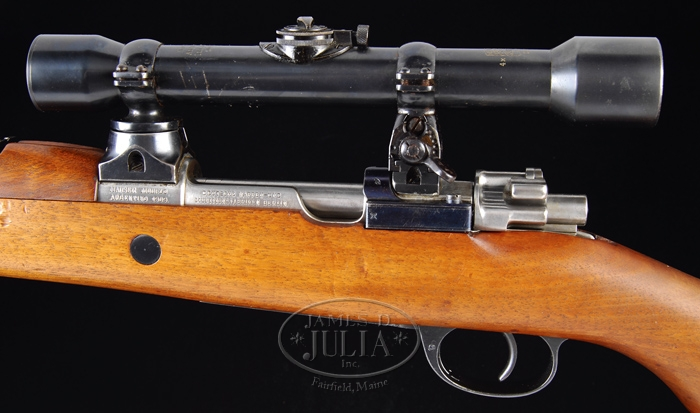 Priced in Auctions : RARE MODEL 1909 ARGENTINE MAUSER